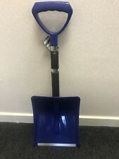 New Heavy Duty Light Compact Extending Snow Mucking Out And Telescopic  Shovel