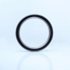 1PC 6819-2RS (95x120x13 mm) Metal Rubber Ball Bearing Bearings BLACK 61819RS