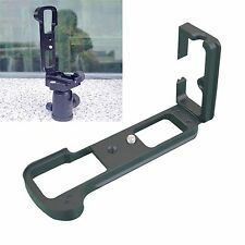 Quick Release L Plate Bracket Handgriff für Fujifilm Fuji X-T2 XT2 Kamera Stativ