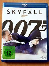 James Bond 007: Skyfall - Daniel Craig, Javier Bardem, Judi Dench - BluRay