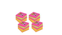 Post it Notes Sticky Note Pad Assorted Colors 8 Pads of 100 Sheets