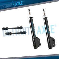 Front shocks bare struts for 1994 - 2004 Ford Mustang V6  and sway bar links