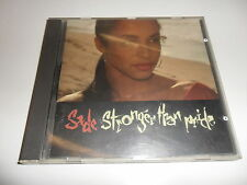 CD  Sade - Stronger Than Pride