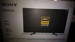 """Sony 43"""" 4K UHD HDR LED Android Smart TV (XBR43X800G)"""