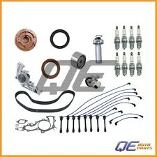 Timing Belt and Tune Up Kit with Water Pump For: Lexus SC400 4.0 1UZFE 1992-1997