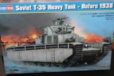 Hobby Boss (83842):Soviet T-35 Heavy Tank-Before 1938 au 1/35