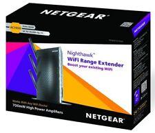 Netgear Nighthawk EX7000 AC1900 WIFI RANGE EXTENDER RIPETITORE Gigabit 802.11ac NUOVO