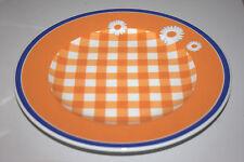 Rosenthal CASUAL Pleasures Saint Tropez KUCHENTELLER 21 cm  Orange Plate