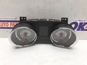 15-16 CHRYSLER TOWN & COUNTRY OEM SPEEDOMETER INSTRUMENT GAUGE CLUSTER 68241686A