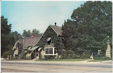 Mrs. K's Toll House Restaurant in Siver Spring MD Postcard & Business Card Lot