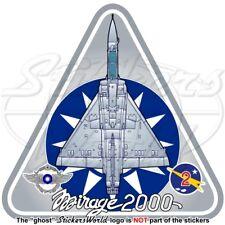 MIRAGE 2000 TAIWAN Dassault Aviation ROCAF Taiwanese Air Force RoC Sticker Decal