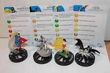 """La Liga de la justicia """"nuevo 52"""" rápido fuerzas Superman, Wonder Woman, Batman, Cyborg!"""