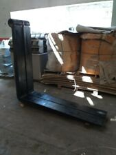 New listing Fork pair for 30,000 lbs to 36,000 lbs truck unused. Taylor, Hyster, Hoist. Cat.