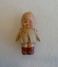 Bisque Doll Wired Arms Occupied Japan