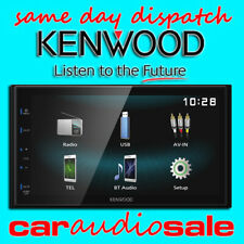 "KENWOOD DMX-120BT 6.8"" INCH SCREEN MECHLESS BLUETOOTH USB AUX IPHONE IPOD STEREO"