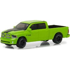 Greenlight 2017 Ram 1500 Sport Diecast Car Green 1:64 29927