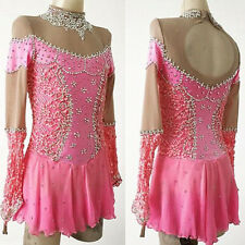 2018 New Style Ice Figure skating dress Ice skating dress for competition p437