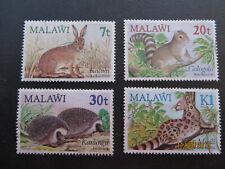 malawi 442-45 cpl set   used