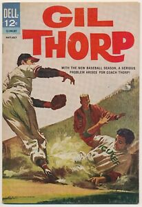 Gil Thorp Issue 1 July 1963 Sports Story Comic from Dell Comics