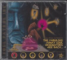 "VARIOUS ""The Fabulous Funky Soul Originators Are Back"" NEW SEALED RARE CD LAST 1"