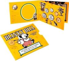 2009 Baby Uncirculated Coin Mint Set Blinky Bill & unique $1 Dorothy Wall