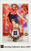 2003 Select AFL XL Ultra Series Best & Firest Card BF6 David Neitz (Melbourne)