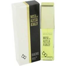 ALYSSA ASHLEY MUSK 100ml  EDT Spray For  Women By HOUBIGANT