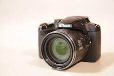 EX! Nikon COOLPIX P510 16.1MP Digital Camera - Black