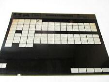 Kawasaki ZG1000 - A1: CONCOURS Parts List Micro Fiche