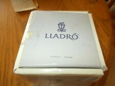 Lladro 1993 Christmas Bell #16010 In Original Box
