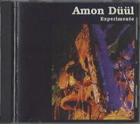 AMON DÜÜL / EXPERIMENTE - CD