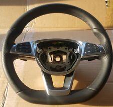 Mercedes 2015 volante fondo plano AMG Sport-una clase W176 Clase C W205