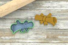 Pergamena Laurea formina biscotti formine per biscotti cookie cutters tagliap...