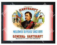 Historic General Hartranft Cigar Advertising Postcard