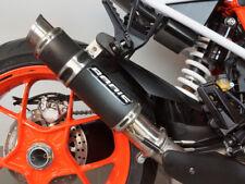 KTM 1290 R Super Duke Modell 2017- Bodis Auspuff GP1-RSN NEU / Exhaust ABE NEW