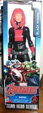 Marvel AVENGERS BLACK WIDOW titan hero SERIES 12 inch FIGURE RARE NEW/SEALED
