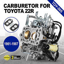 CARBURETOR TOY-505 FOR TOYOTA PICKUP 22R 81-87 C4036 ZINC ALLOY HEAVY DUTY