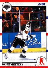 1990-91 Score USA #1 Wayne Gretzky