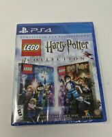 LEGO Harry Potter Collection PS4 BRAND NEW FACTORY SEALED Sony PlayStation 4