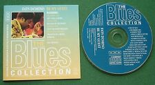Fats Domino Be My Guest inc Ain't That A Shame + Blues Collection No 15 CD
