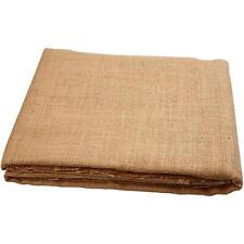 100% Jute 160cm Material 1m Fabric Craft Cushion Cover/Decoration Hessian Woven