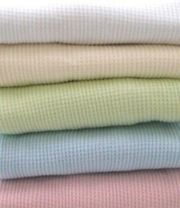 Top Seller! Cotton Waffle Thermal Receiving Baby Blanket-Am Baby Co/TL Care