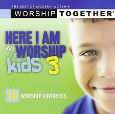 Here I Am to Worship for Kids 3 2006 *NO CASE DISC ONLY*