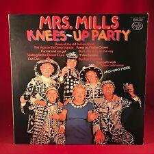 MRS. MILLS Knees-Up Party - 1975 UK Vinyl LP EXCELLENT CONDITION  E