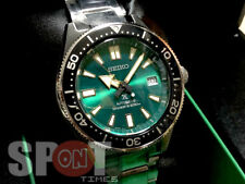 Seiko Prospex Diver Scuba Green Dial Men's Watch SPB081J1