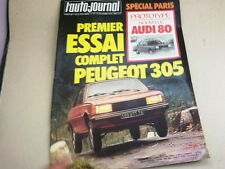 L AUTO JOURNAL - N° 22  - ANNEE  1977  *