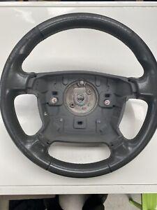 Ford Territory SX SY SY2 Grey Leather Steering Wheel Ghia AWD TX TS SR