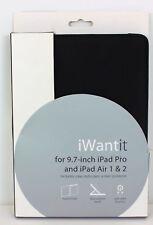 "Iwantit Starter Kit para 9.7"" IPAD pro Air 1/2 Stylus Funda Protector de"