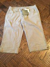 B by Burton Cropped Capri Trousers / Women's Size M