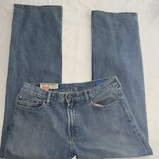 MENS GAP 1969 RELAXED Loose Straight Fit JEANS SIZE 33X32